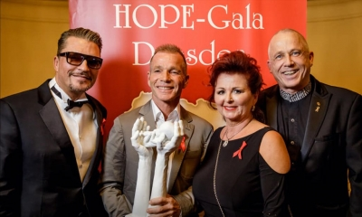 Hope Gala 2018: Award for the Coach with a Big Heart