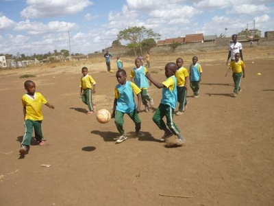 First Round of 6-8 Years old Children from Faith Foundation School