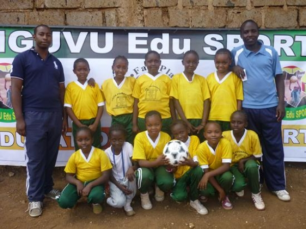 NGUVU Sreetfootball-League Kicks Off 2016 Programme!