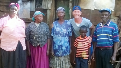 Peter Reunited with Family after 3 Months in the Streets