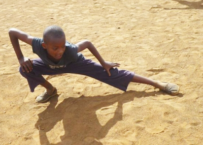 Make Children Strong through Education and Sport